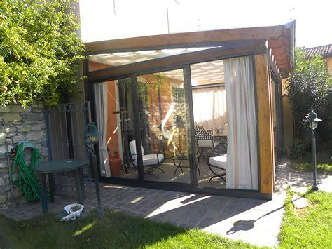 verande  legno lamellare tendasol brescia bergamo