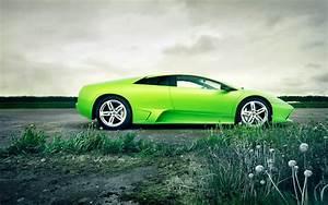 Green And Black Lamborghini Wallpaper 2 High Resolution ...