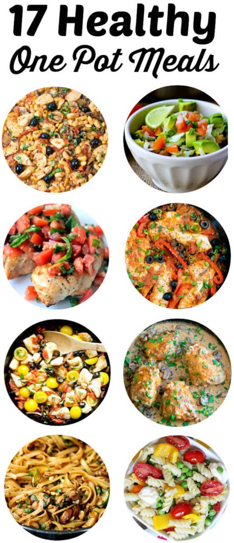 one pot meal ideas 17 healthy one pot meals frugality gal