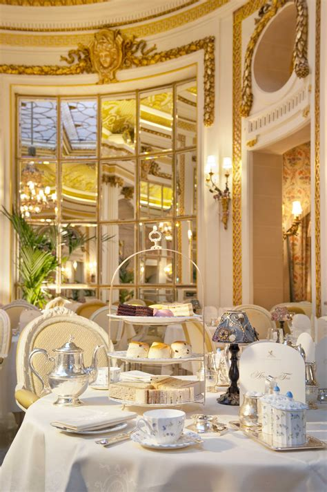 Top Five Afternoon Teas In London