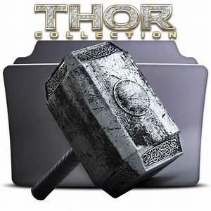 Thor Collection movie folder by BuddhaJEF on DeviantArt