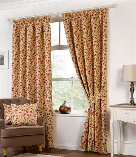 chartwell vines tapestry curtains free uk delivery