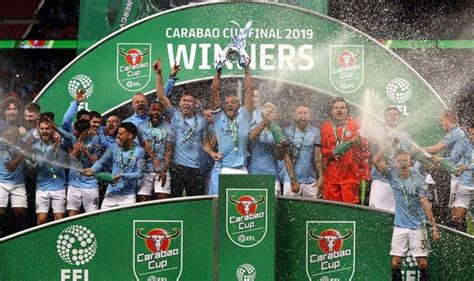 Carabao Cup Rounds / Carabao Cup Fourth Round Draw Recap ...