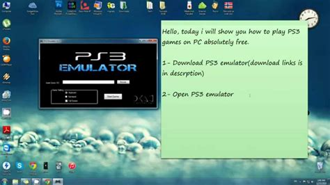How To Play Ps3 Game On Pc