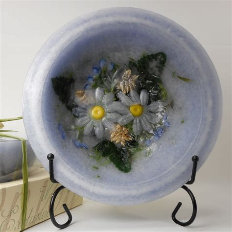 Habersham Wax Pottery Bowl Lavender and Chamomile Altmeyer's BedBathHome