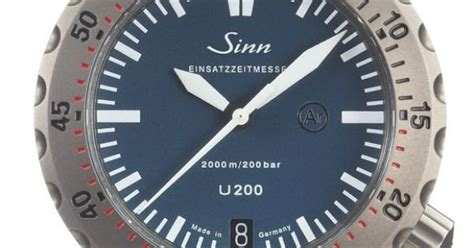 u200 b ezm 8 limited edition diver with blue the best watches