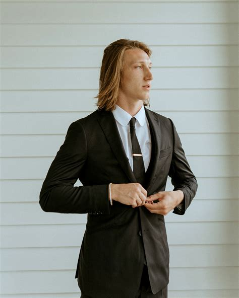 Maybe you would like to learn more about one of these? Star Quarterback Trevor Lawrence to Dress Like a Pro in Custom INDOCHINO for the 2021 NFL Draft ...