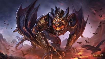 Camazotz Smite Ragnarok Beast Brimstone Underworld Cerberus