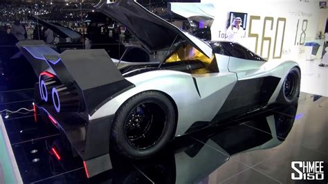 devel sixteen supercar   hp     real