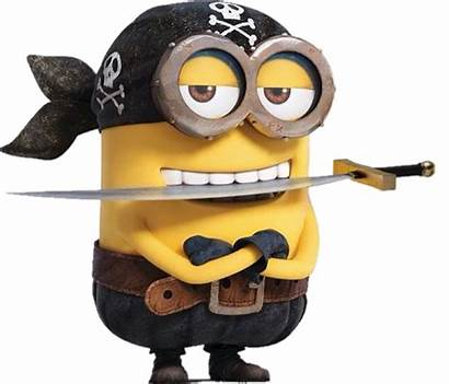 Clipart Minions Minion Pirate Stuffed Transparent Webstockreview