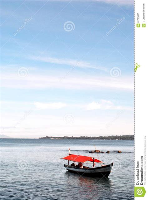 Orange Boat by Orange Boat Stock Photo Image 61063025
