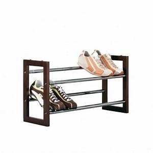 Range Chaussures Bois : boite de rangement range chaussures ~ Dode.kayakingforconservation.com Idées de Décoration