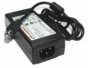 Avtex Tv 12v 5a  4 Pin Type  Power Supply With Power Cable 5060210240653