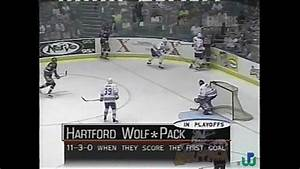 Hartford Wolfpack 2000 Calder Cup Victory Game Youtube