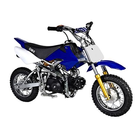 motocross bikes 50cc gmx chip blue 50cc dirt bike