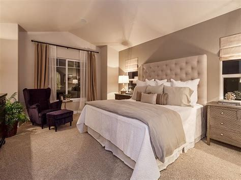 Contemporary Master Bedroom With Carpet  Zillow Digs Zillow