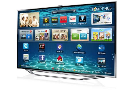 65-inch Es8000 Series 8 Smart 3d Full Hd 1080p Slim Led Tv