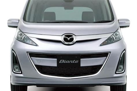 Mazda Biante Wallpapers by Mazda Biante Minivan 2008 Hd Pictures Automobilesreview