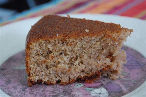 chataignes recettes cuisine gâteau à la farine de châtaigne de serena le de