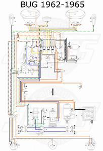 1970 Vw Bug Wiring Diagram