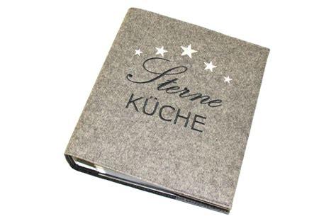 Sternekochbuch Aus Wollfilz Zum Selbergestalten