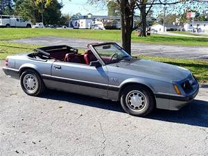 1985 Ford Mustang 5.0 LX [Fox Body] Convertible for sale