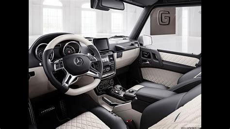 2016 Mercedes G Class Interior