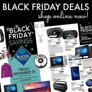 Black Friday Online Shops : sams club black friday ad 2016 online deals store hours ~ Watch28wear.com Haus und Dekorationen