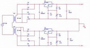 Pa100 Diy 2x Lm3886 In Parallel Gainclone Audio Amplifier