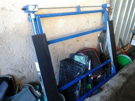 bureau fournitures troc echange mini pont elevateur pour voiture distri lift