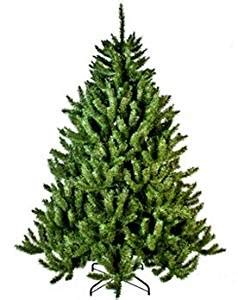 7 noble fir artificial tree unlit made in america