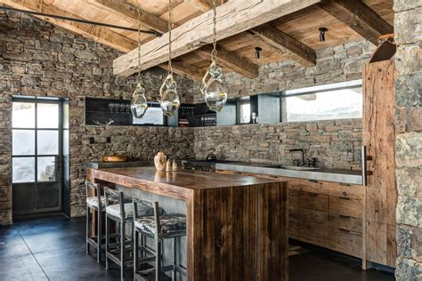 cabin kitchens cabin kitchens kitchen rustic with hewn wood log Rustic