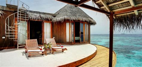 Nika Island Resort Allinclusive  Maldives Overwater