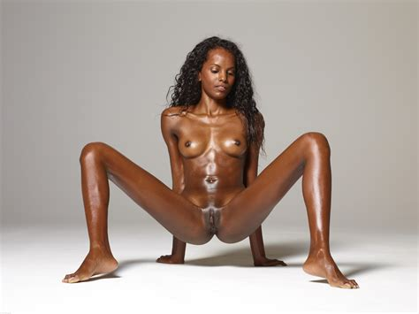 Instantfap Oily Black Chick