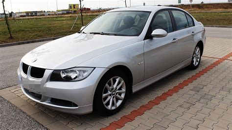 bmw320d pictures 2007 bmw 320d e90 start up exhaust and in depth review