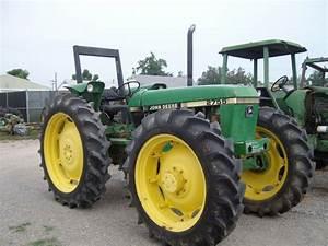 John Deere 2755 Salvage Tractor At Bootheel Tractor Parts