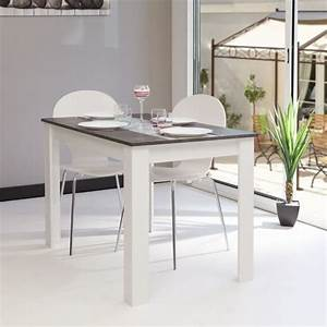 Table De Cuisine En Bois : table de cuisine moderne table a manger verre maison boncolac ~ Teatrodelosmanantiales.com Idées de Décoration