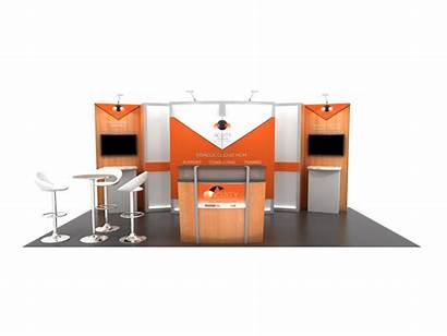 Trade 10x20 Display Booths Expomarketing