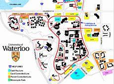 UW Campus Map HSAUW