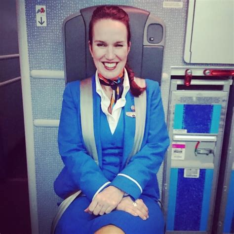 cabin attendant 15 instagram questions for flight attendant valerie klm