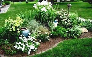 Parterre De Plante : parterre de fleurs 21 id es magnifiques pour le jardin contemporain parterres de fleurs ~ Melissatoandfro.com Idées de Décoration
