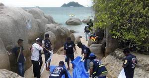 Two Myanmar workers confess to Thai beach murderscops