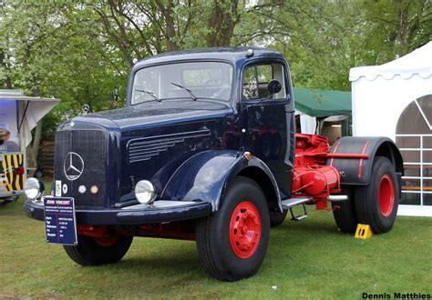 Check spelling or type a new query. Vintage Mercedes semi truck   A Mercedes Benz LS332-36 at ...