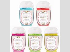Tags Works Pea And Sweet Favor Baby Shower Body Bath 9