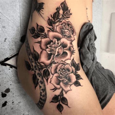 tattoo san francisco floral artist artists joy mary instagram shops tattoos california
