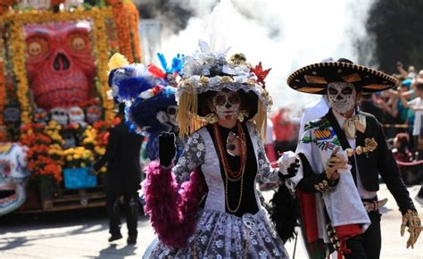 Mexico's Day of the Dead celebrations get an extra dose of ...