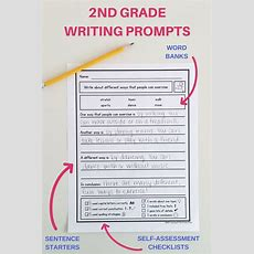 105 Best Images About Second Grade Writing Ideas On Pinterest  Fiction Writing, Teaching