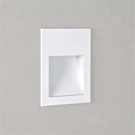borgo 90 recessed led wall light the lighting superstore