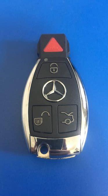 Mercedes Benz Keys Now Available