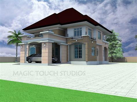 bedroom duplex modern  contemporary nigerian building designs
